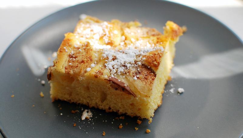 Apfel-Birnen-Kuchen | we love handmade