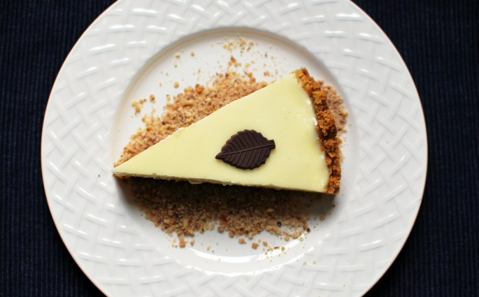 Kürbis-Cheesecake Rezept | we love handmade