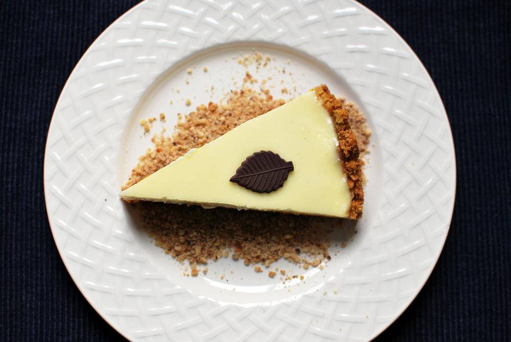 Kürbis-Cheesecake Rezept | we love handmade