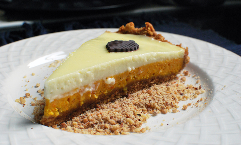 Kürbis-Cheesecake | we love handmade