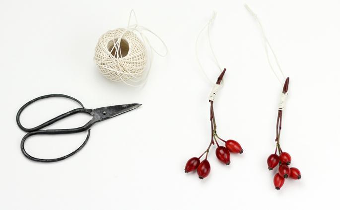 DIY: Christbaumschmuck selber machen | we love handmade