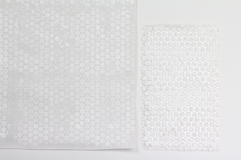DIY: Geschenkpapier bedrucken | we love handmade