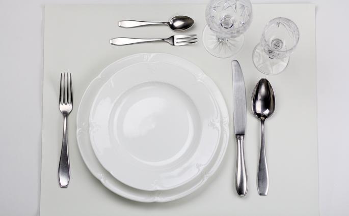 DIY: Dekoidee - Tischset aus Kunstleder | we love handmade