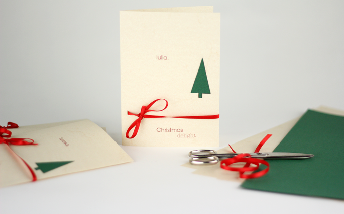 DIY: Tischkarte | we love handmade