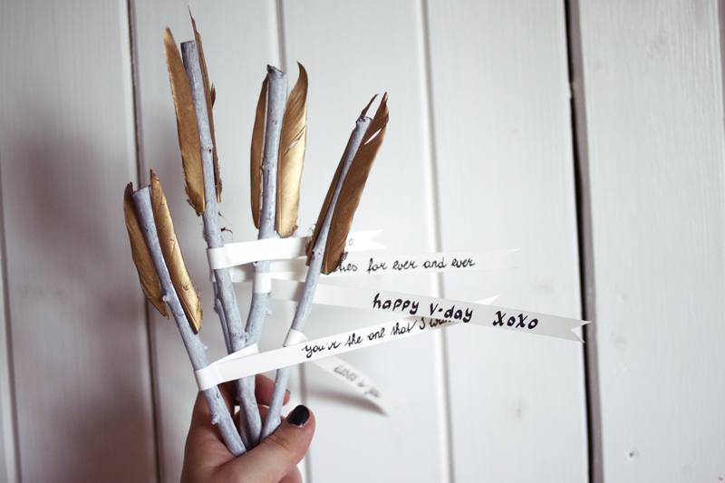 DIY: arrow love | we love handmade