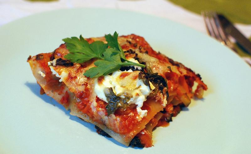 Gemüse-Lasagne | we love handmade