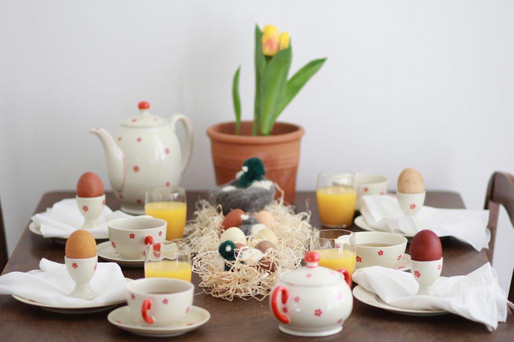 Ostern: gefilze Vögelchen | we love handmade