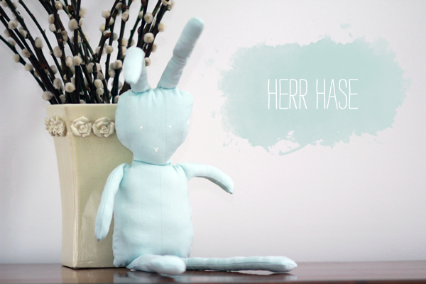 herr hase we love handmade