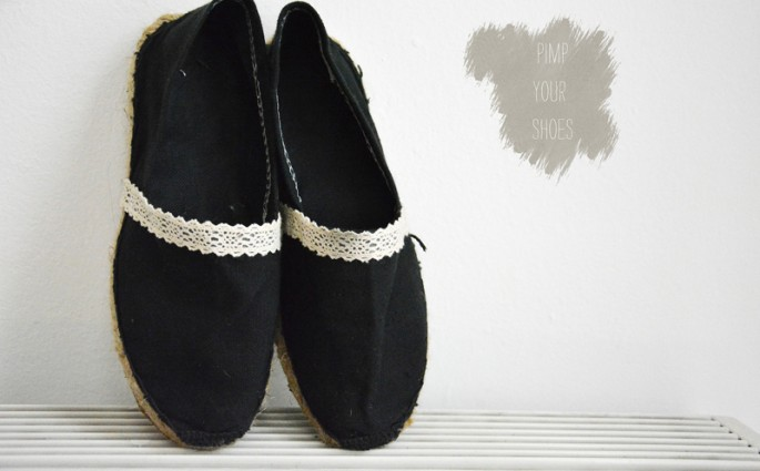 Pimp your shoes | we love handmade