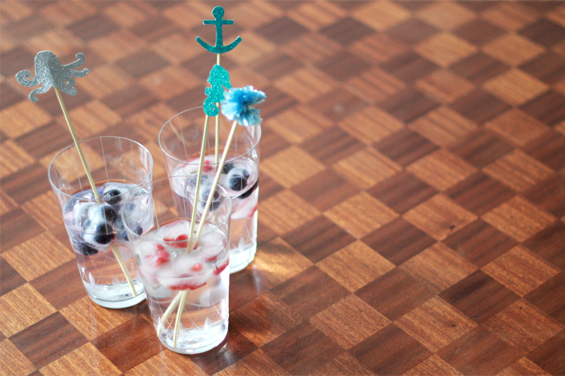 DIY Nautical Cocktail | we love handmade