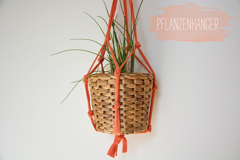 Pflanzenhänger | we love handmade
