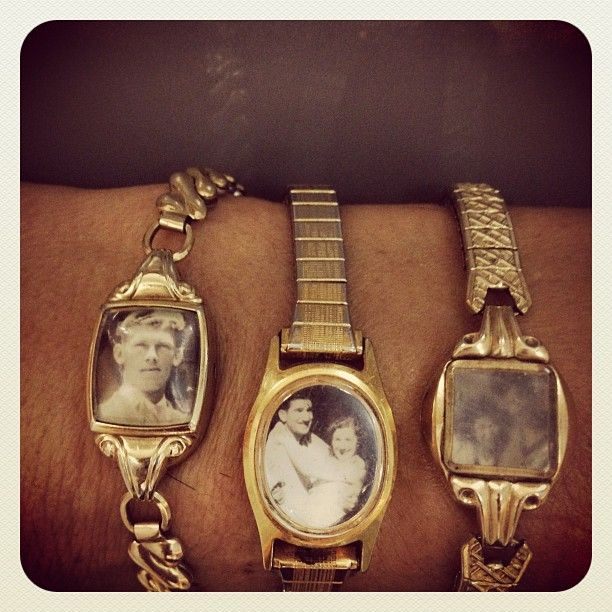 upcycle old watch