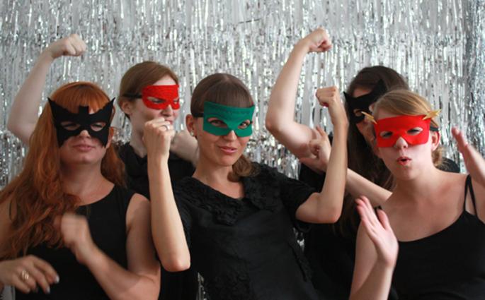 Superheldinnen | we love handmade