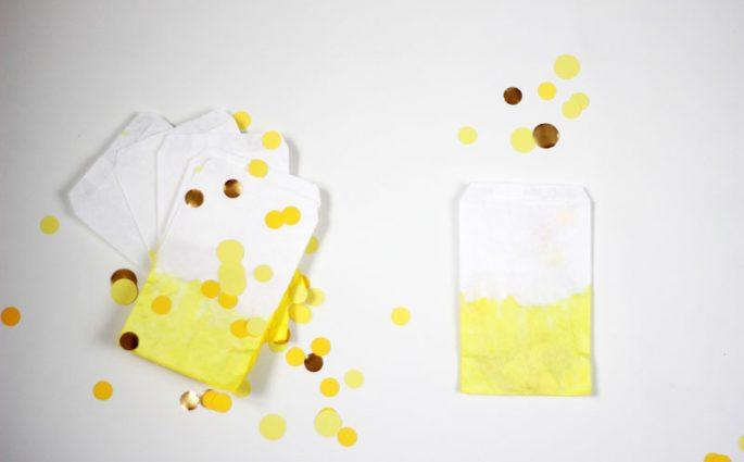 DIY: Konfetti Tüte | we love handmade
