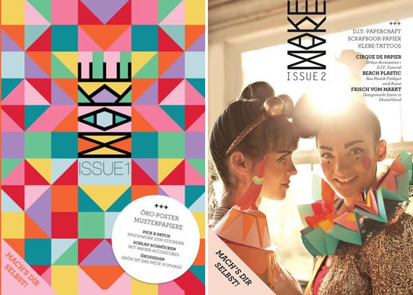 makemake Magazin Cover