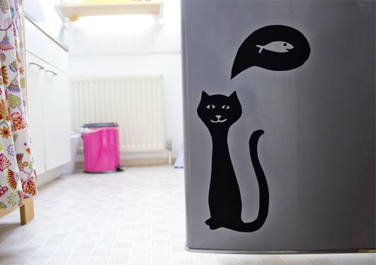 Look What I Made  Katze