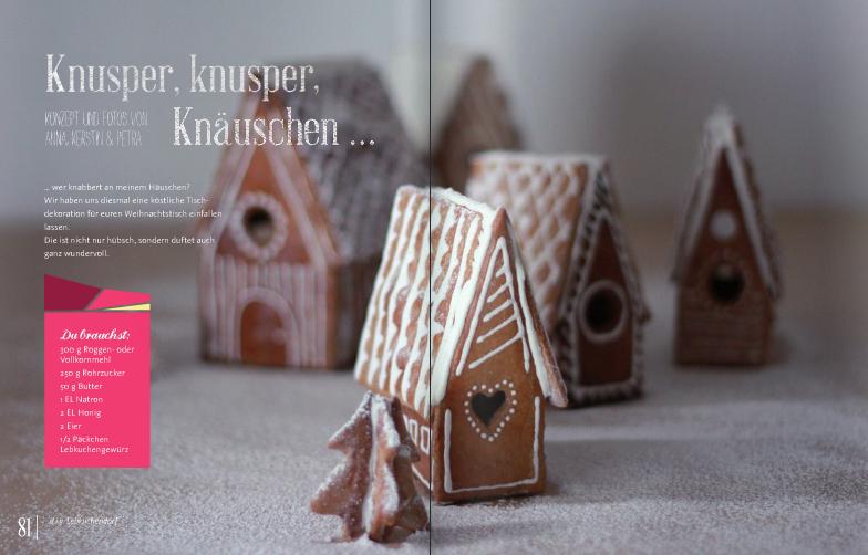 Lebkuchenhaus-Dorf - we love handmade