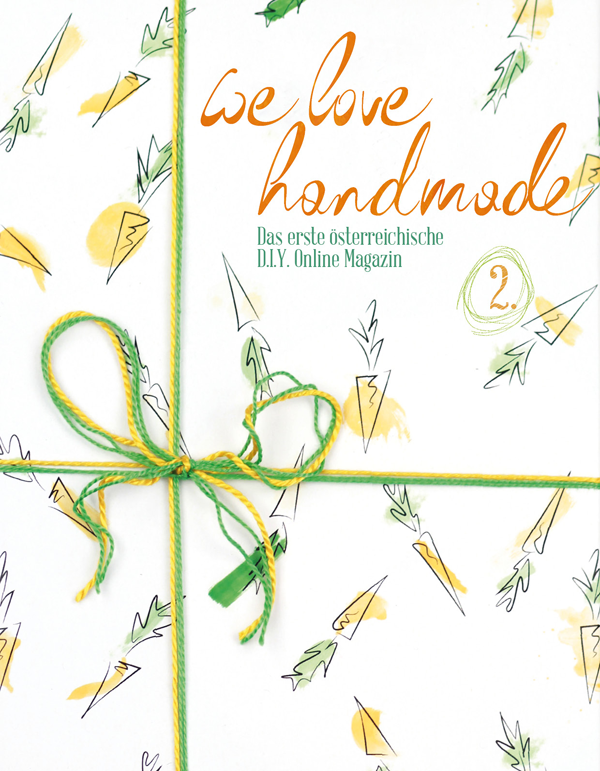 welovehandmade MAG 2 Cover