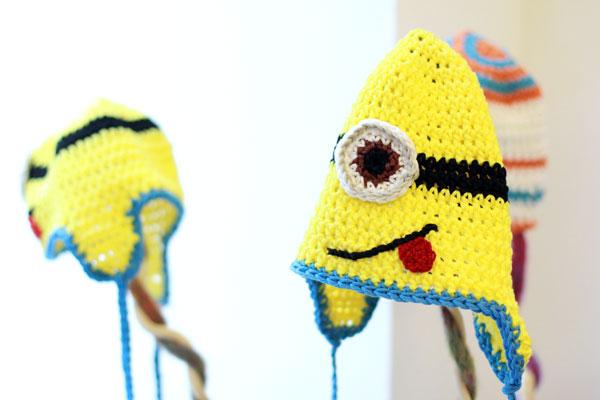Crocheteria-Hauben