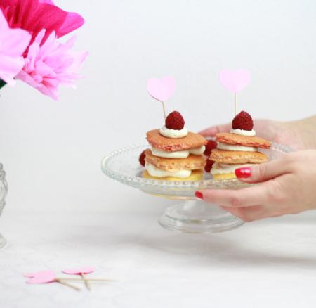 Food: Valentinstagsdinner für Zwei