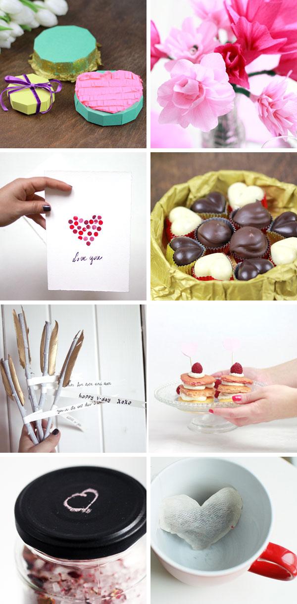 Valentintags DIY