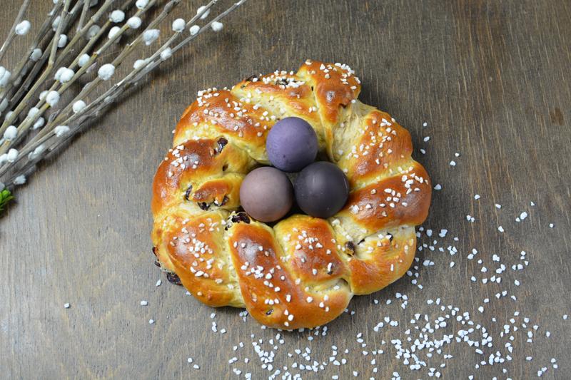 Rezept für: Osterpinze| we love handmade