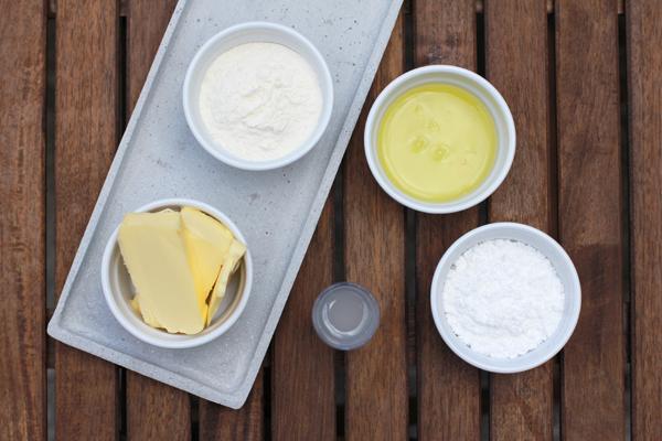 Eisbecher Zutaten |we love handmade