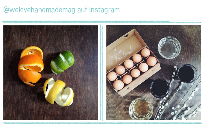 April Instagram |we love handmade