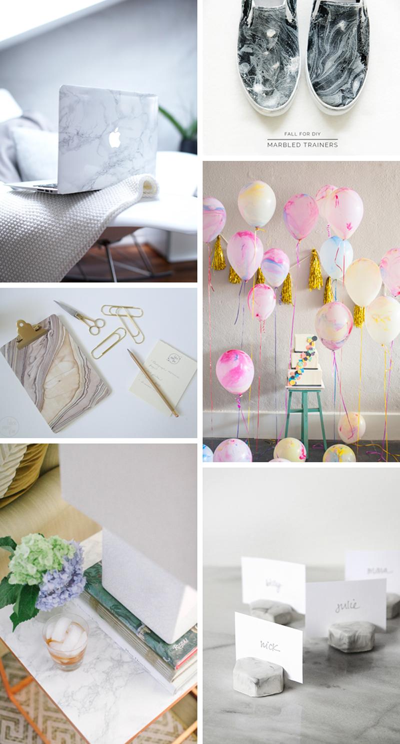 Marble Inspiration | we love handmade
