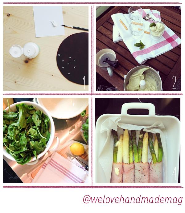 we love Instagram im Mai| we love handmade