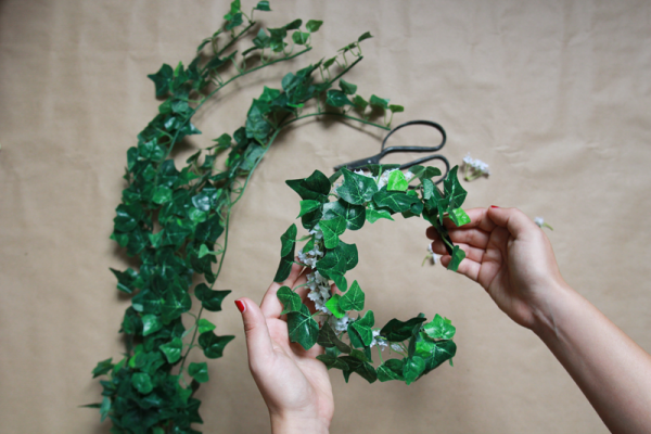 DIY Flower Crown |we love handmade