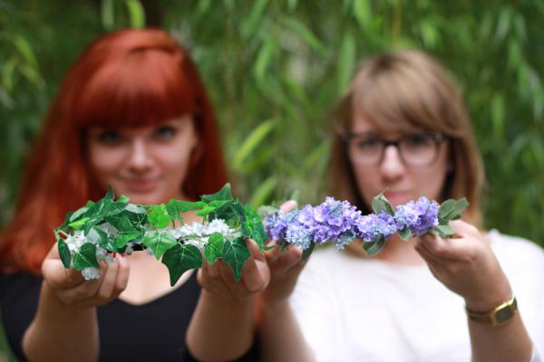 DIY Blumenkronen |we love handmade