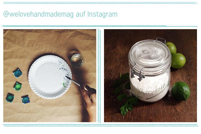 we love Instagram | we love handmade
