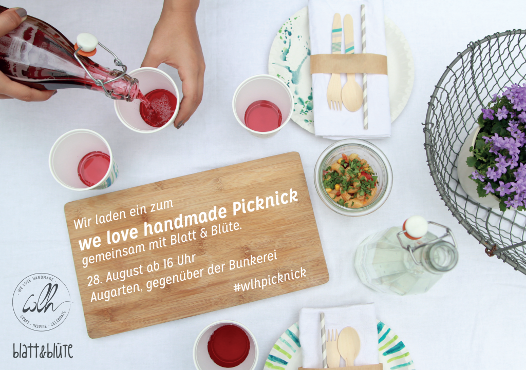 we love handmade Picknick