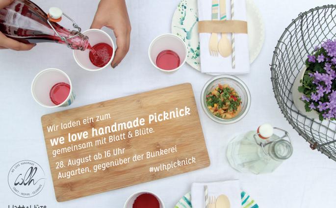 we love handmade Picknick