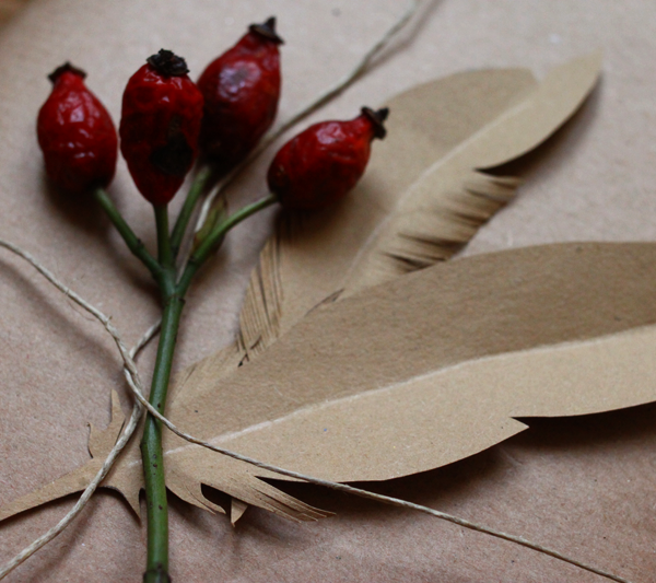 we love handmade | feder | geschenk