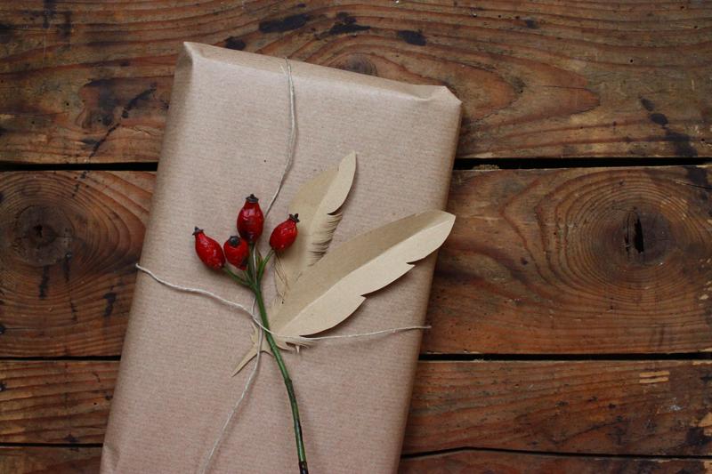 welovehandmade geschenk papier