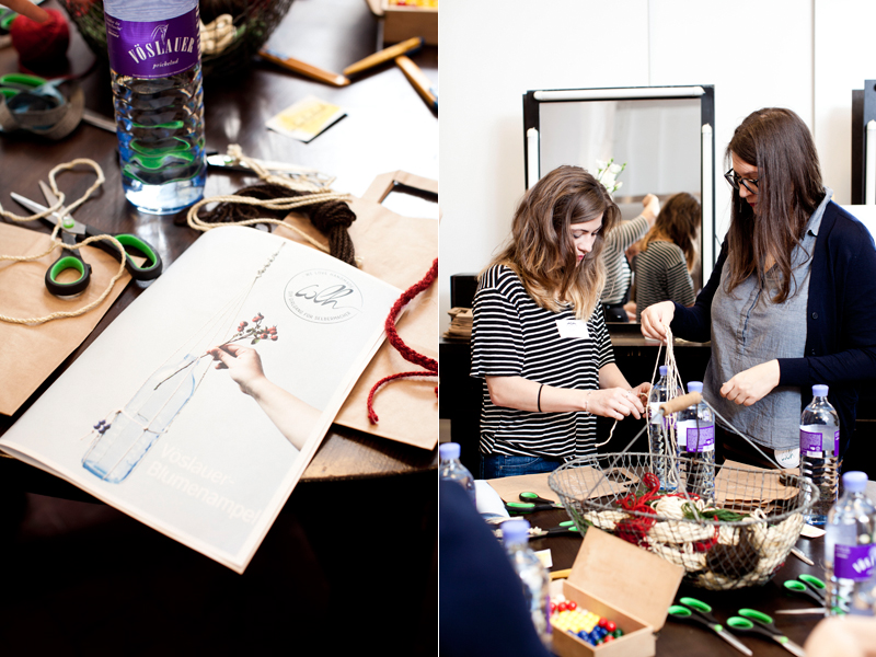 DIY Workshop beim Fashion Camp Vienna | we love handmade
