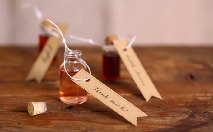trink mich | we love handmade