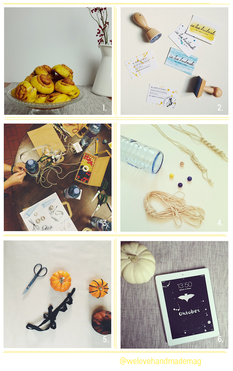 weloveinstagram Oktober | we love handmade