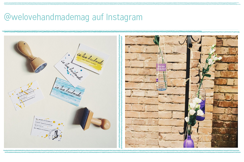 weloveinstagram Teaser | we love handmade