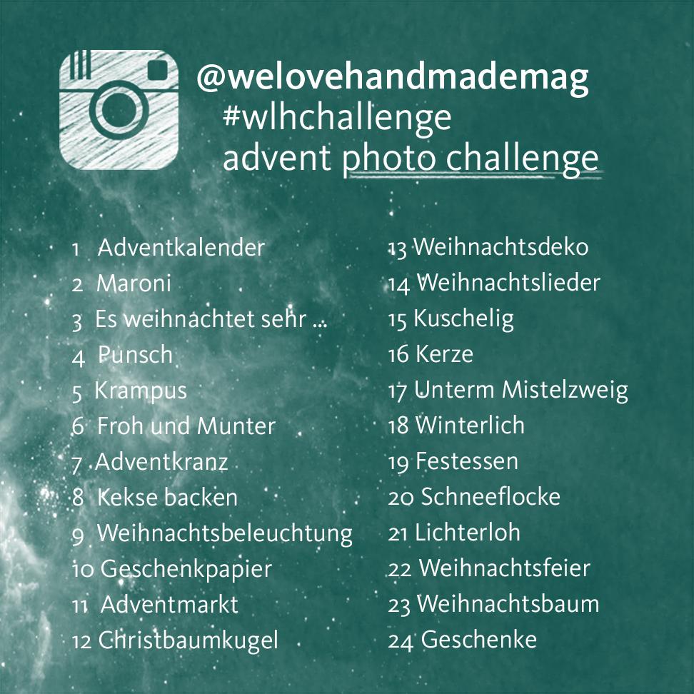 #wlhchallenge |we love handmade