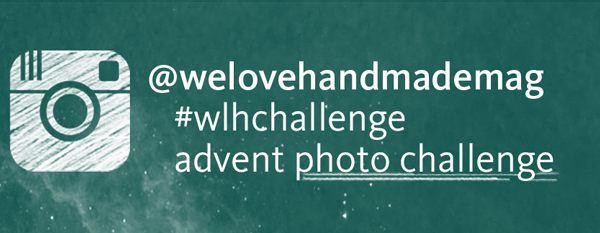 wlhchallenge | we love handmade