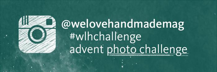 wlhchallenge | we love handmade
