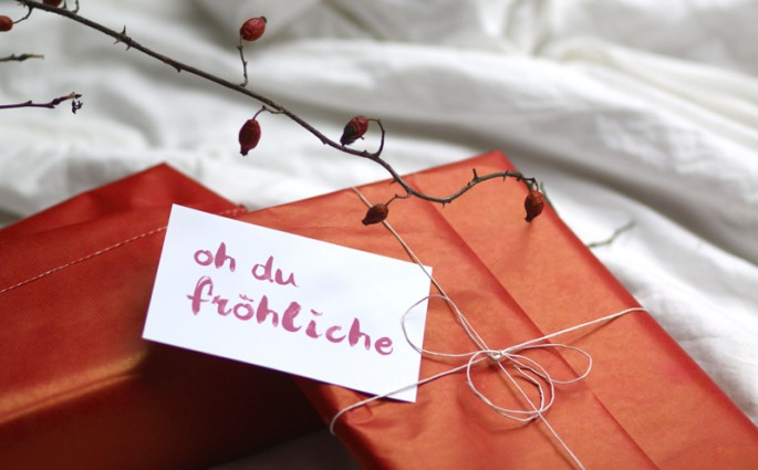 oh du | we love handmade | weihnachtskarte