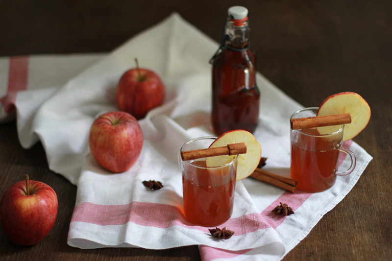 Winter Apple Punch