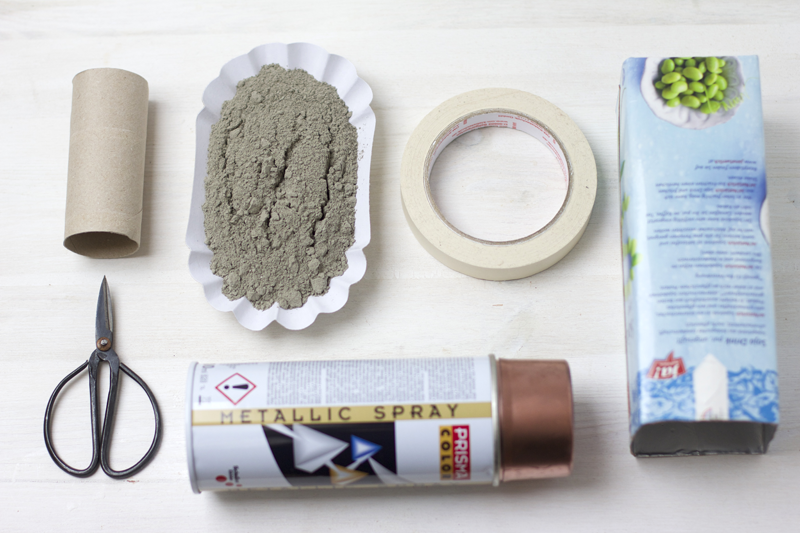 Diy Vasen Aus Zement We Love Handmade