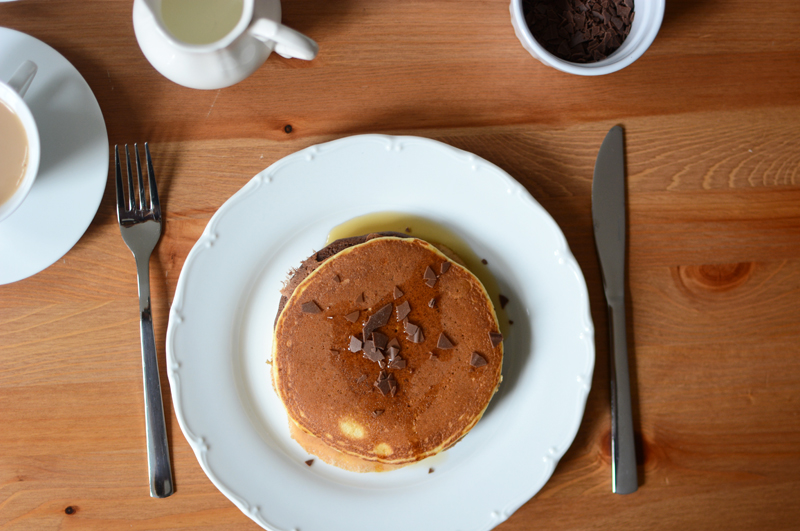 Pancakes Sunday | we love handmade