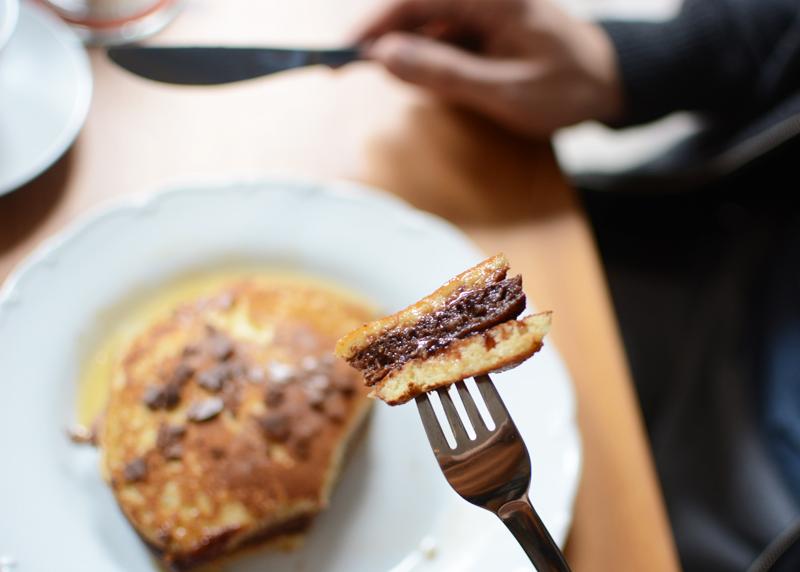 Schoko-Zitronen-Pancakes | we love handmade