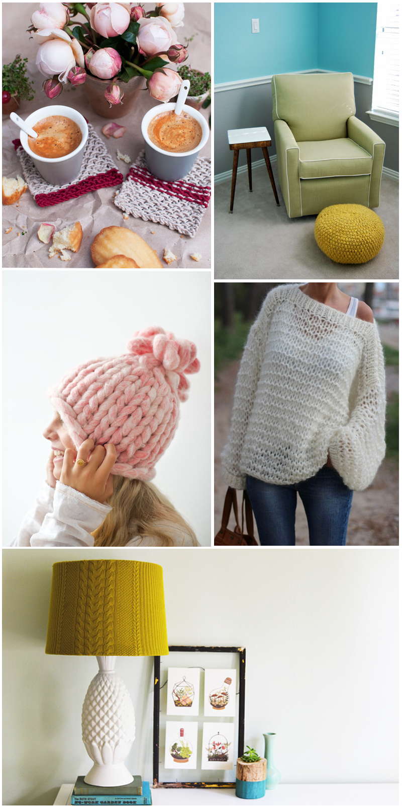 DIY Stricken | we love handmade